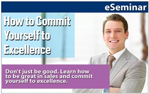 How To Commit Yourself To Excellence