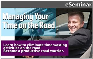 Managing Your Time on the Road