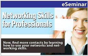 Networking Skills For Sales Professionals