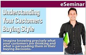 Understanding Your Customers Buying Style