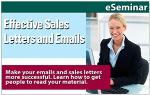 Effective Sales Letters And Emails